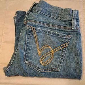 Bebe flair jeans
